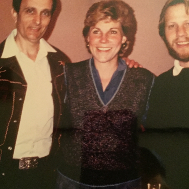 Steve and I flew with producer Jim Edd Norman to Toronto to hear Ann Murray record our
